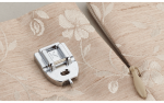 Лапка для шв.маш. F080 для втачивания потайной молнии Brother