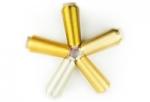 Нитки металлик Royal AG/AS, 4750м золото/серебро