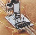 Лапка для шв. маш. F024N для вшивания шнуров