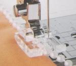 Лапка для шв. маш. F028N для вшивания бисера и блёсток