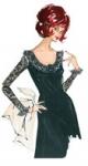 Выкройка BURDA - Женская коллекция (винтаж)