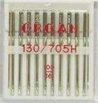 Иглы Organ стандартные № 100, 10 шт.