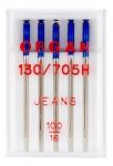 Иглы джинс №100, 5шт.