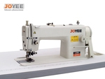 Прямострочная промышленная швейная машина с ножом обрезки края материала JOYEE JY-A520A