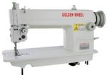 Прямострочная промышленная швейная машина с игольным продвижением GOLDEN WHEEL CS-7500-5