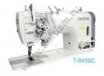 Двухигольная промышленная швейная машина T-8450C Brother