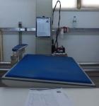 Промышленный гладильный стол HASEL HSL-GP-03TI