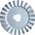 Лезвие для ножа 45 мм волна